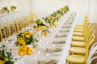 White weave table linen hire
