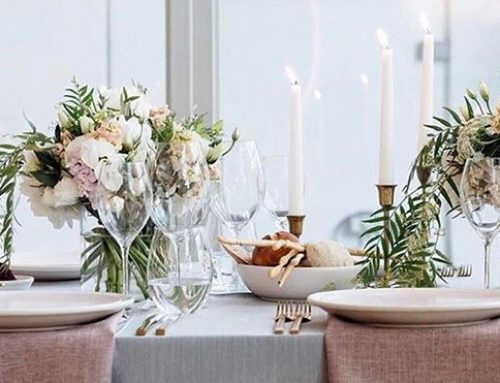 5 Wedding Reception Details a DIY Bride Will Most Likely Forget