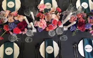 Table setting Melbourne