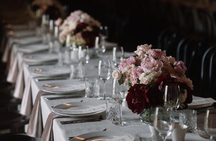 Table linen hire Melbourne