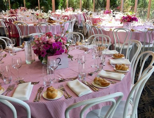 Creative Easter table setting ideas from our table linen hire experts