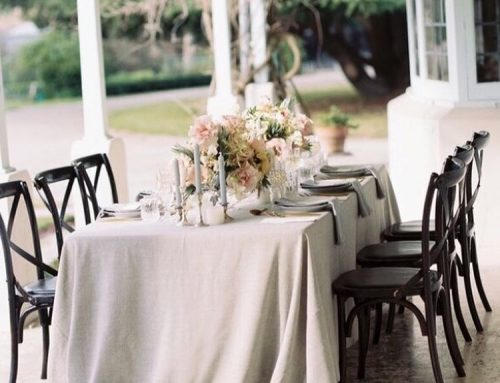 Should you buy or hire table linen? Our table setting experts weigh in!