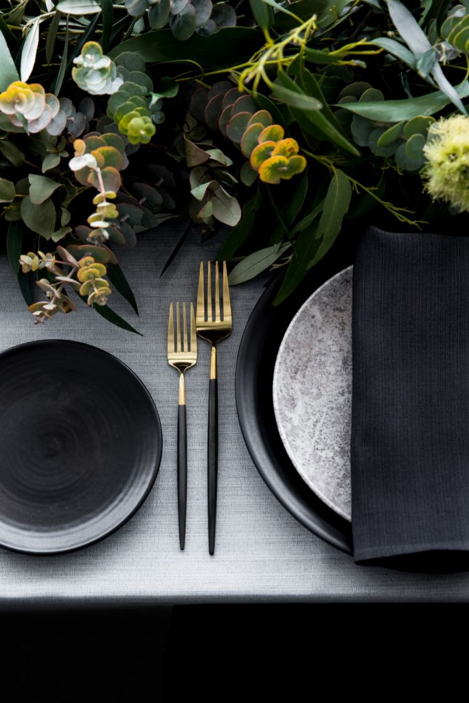 event styling tips for a winter setting