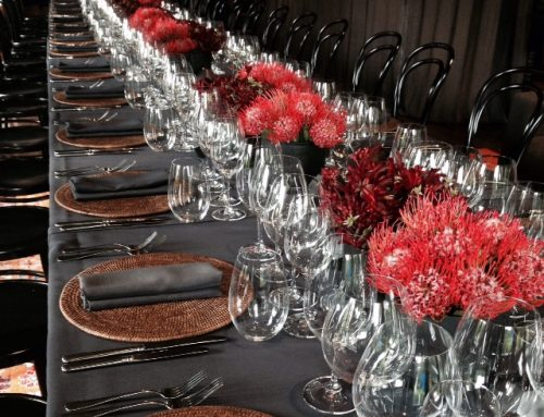 Our event stylists share 3 event styling tips for a winter setting