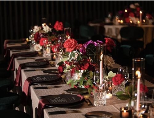 6 fantastic wedding table ideas, courtesy of our event stylists in Melbourne!