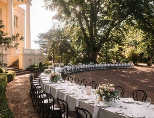 Our table linen hire experts share our top wedding venues in Tasmania