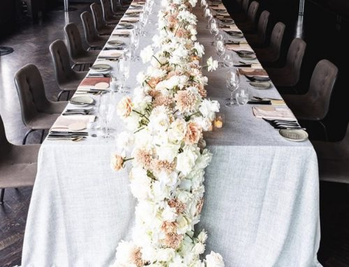 Our table linen hire share 6 common event styling mistakes