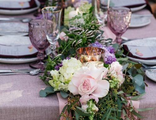 Our linen hire team shares our favourite summer wedding trends