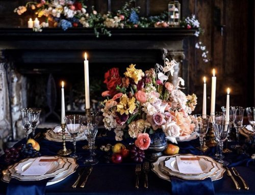 Deck the halls! Christmas table styling tips from our linen hire team