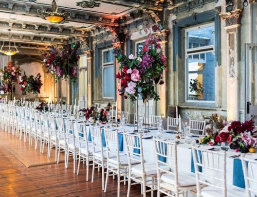 Our linen hire team shares our favourite wedding venues in Melbourne