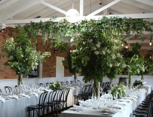 Linen hire considerations for styling different kinds of tables