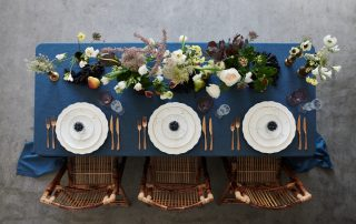 Table linen for hire