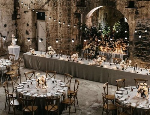 How do you choose the right wedding and event tablecloths?