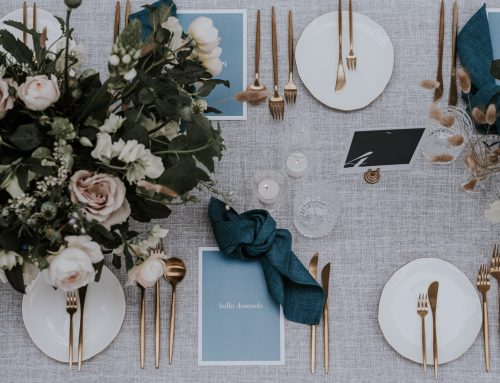 How to fold linen napkins to suit your table setting