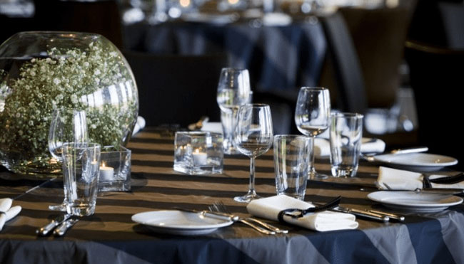 corporate event styling